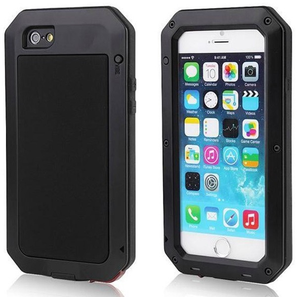 Lunatik Taktik Oem Extreme Premium Protection Case For Le Iphone 5 5s Se W Gorilla Gl